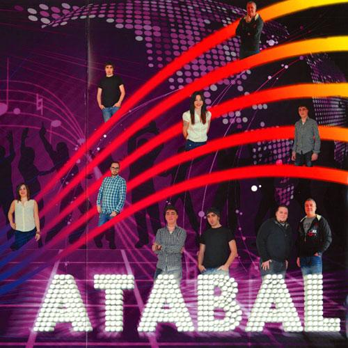 Contratación de la orquesta Atabal para 2017