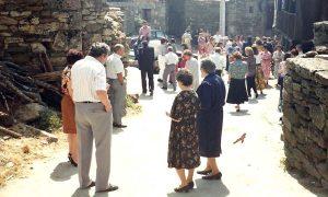 Fiestas del Pilar en los 90