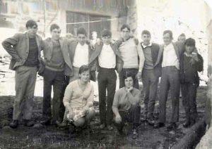 Jóvenes de los años 60