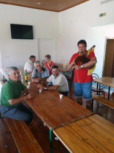 Comida en Villarino 2017