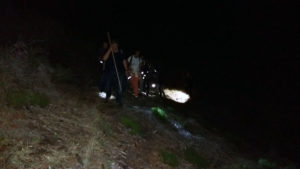 Caminata nocturna hasta Villarino 2019